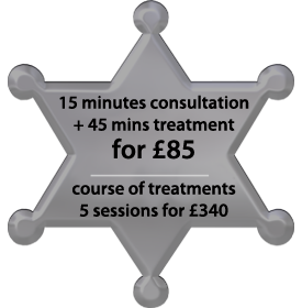 special offer on Indian Head massage in Cardiff - only £40 for a 45 minute massage treatment and a free 20 minute consultation - a course of 5 massage treatments for only £180